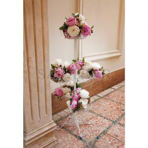 گلدان و جاگلی صنیع کار - فلاورباکس