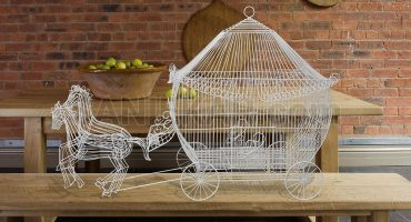 قفس پرنده - قفس حیوانات - قفس تزیینی صنیع کار