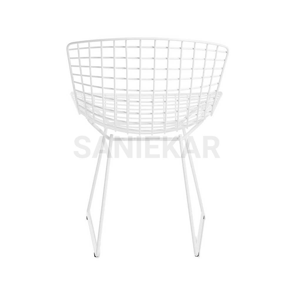 صندلی برتویا تولیدشده در صنیع کار