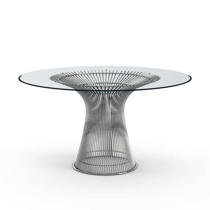 برتویا میز پلاتنر platner bertoia table