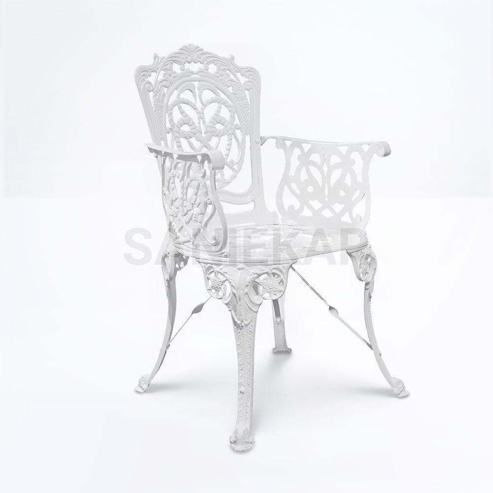 صندلی باغی آلومینیومی تراس